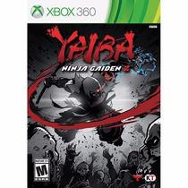 Yaiba Ninja Gaiden Z Para Xbox 360 Novo E Lacrado Rcr Games