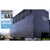 Grupo Electrogeno A Gas Generac 300 Kva Trifásico Cabinado