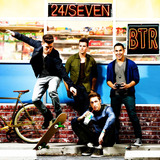 Big Time Rush - 24/seven.! Cd Original 2013