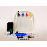 Bulk Hp Impressora Multifuncional Photosmart D110 Sem Tinta