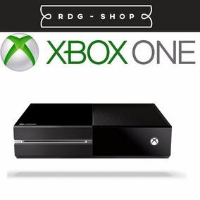 Console Xbox One 500gb Original Microsoft - Perfeito Estado