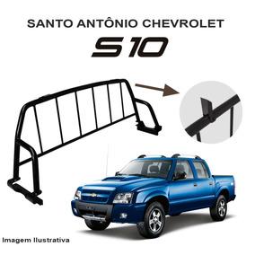 Santo Antônio Chevrolet S10 S-10 1996 A 2012 Grade Vidro