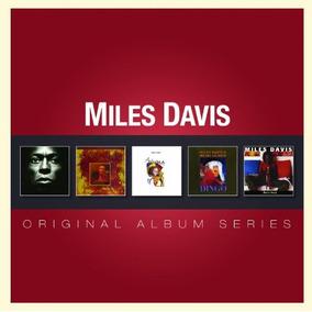 Box 5 Cd´s Miles Davis - Original Album Series (981680)