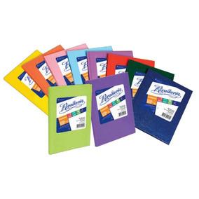 Cuaderno Rivadavia Tapa Dura X 50 Hj Rayado X5 Unidades