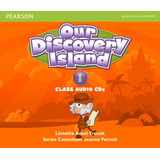 Our Discovery Island Starter-1-2-3-4-5 Class Cds Digital