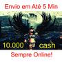Cash Pb, 10.000 Pointblank Envio Em Até 5 Min