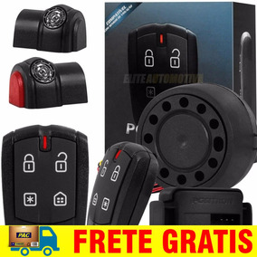 Alarme Automotivo Positron Cyber Fx330 Universal C/ Corte