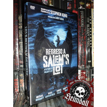 Dvd Regreso A Salems Lot La Hora Del Espanto 2 Stephen King