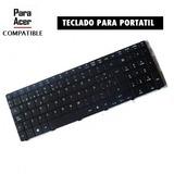 Teclado Compatible Gateway Ne51b18u Ne522 Ne56 Ne56r41u
