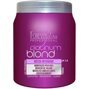 Forever Liss Platinum Blond Btxx Intensive Matizador 1kg