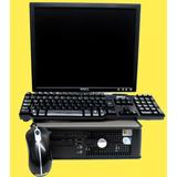 Oferta Equipos Dell Core2duo A 2 Gb De Ram Win 7 Ideal Ciber