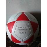 Balón De Fútbol Número 4 (sintético)