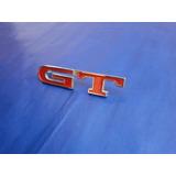 Insignia Ford Taunus Gt 74/81 Nueva Metal