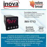 Controlador Temperatura Digital Inova Inv-1713 / J Original