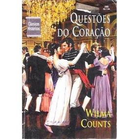 Livro Clássicos Históricos Questões Do Coração Nº 285