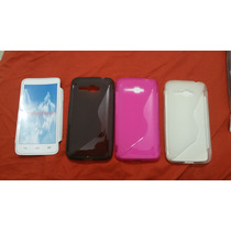 Funda Protector Silicon Tpu Alcatel One Touch 5035a X