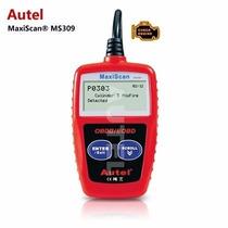 Scanner Autel Ms309 Escaner Automotriz Lector Obd2