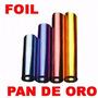 Pan De Oro, Foil, Retardador, Pintura Vinilica, Etc