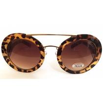 Oculos De Sol Feminino Baroque Evolution Round
