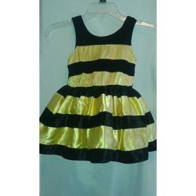 Lindo Disfraz De Abeja Talla 1-2 3-4 Años