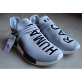 Kp3 Zapatos adidas Nmd Human Race Gris By Pharrell Williams