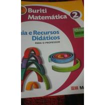 Projeto Buriti Matematica 2 Guia Recursos - Livro Do Prof.