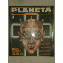 O Livro Negro Do Satanismo - Babu Sotito Jaideux ( Satã )
