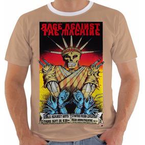 Camiseta Rage Against The Machine - Concert Poster- New York