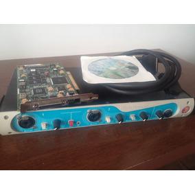 Digi 001 Completa (interface, Placa, Cabo E Cd)