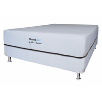 Colchon Bio Mattress Cool-gel Memory Foam Gel King Size