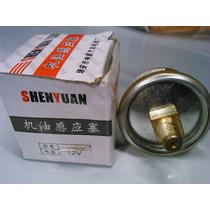 Sensor De Presión De Aceite 12volts Para Generador Electrico