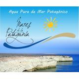 Agua De Mar De La Patagonia - 100% Pura Y Natural! 8 Lts