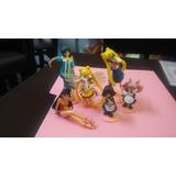 Set Figuras Pvc Anime Sailor Moon 6 Pz