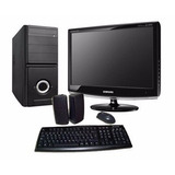 Computadora Ensamblada 4gb Ram 500gb Hd Mon 18,5