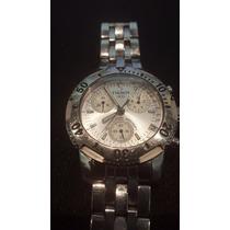 Relógio Tissot Prs 200 - Chronografo - Aço - Original