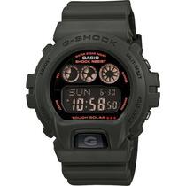 Relógio Casio G-shock G6900kg Energia Solar Estilo Militar
