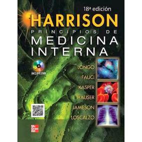 Libro: Harrison: Principios De Medicina Interna, 1 Y 2 - Pdf