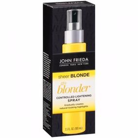 John Frieda Spray Clareador Sheer Blonde Go Blonder 103ml