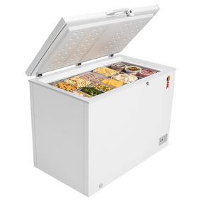 Freezer Horizontal Midea 295l Branco 220v - Rcfa3