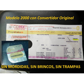 No Cambies Catalizador Convertidorcatalitico Restauralo +iva