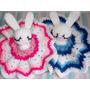 Kit Tejer Manta De Apego Listo Para Usar En Caja Crochet