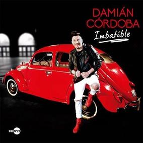 Cd Damian Cordoba Imbatible Open Music