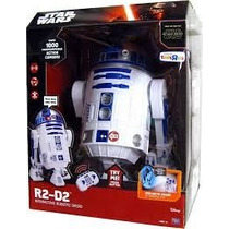 Robô Interativo R2 D2 U-command Star Wars - Toyng Thinkway