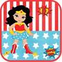 Kit Imprimible La Mujer Maravilla