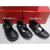 Zapatos Kickers Colegial