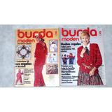 Revista Burda Española Moden 1984