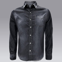 Camisa Mezclilla Casual Cm103a122