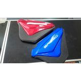 Tapa Lateral Izquierda Speed Modelo Viejo Roja Y Azul. Dmca