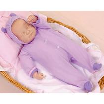 Boneca Ninos Dormindo - Cotiplás | Promoção Peso De Neném