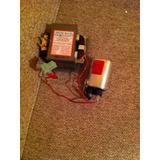 Transformador Con Capacitor Para Horno De Microondas